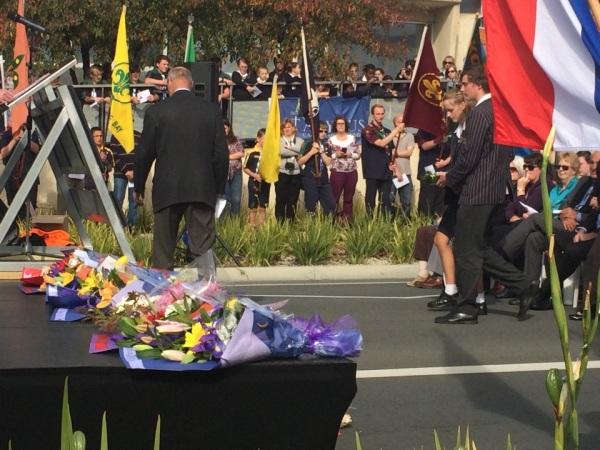 ANZAC Day Participation